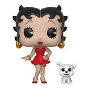Funko Pop! Animation Betty Boop and Pudgy