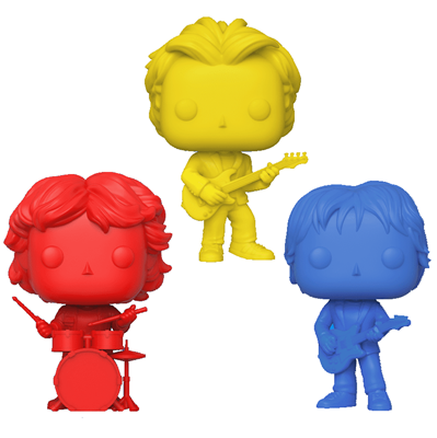 Funko Pop! Rocks The Police 3-Pack
