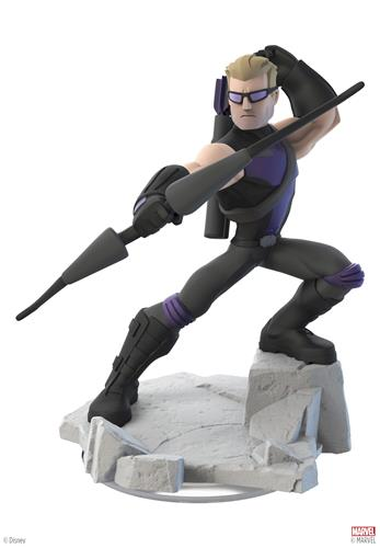 Disney Infinity Figures Marvel Comics Hawkeye
