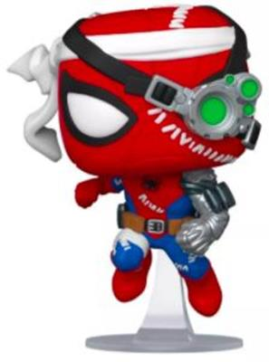 Funko Pop! Marvel Cyborg Spider Man