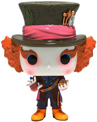 Funko Pop! Disney Mad Hatter (Live Action) - w/ Chronosphere