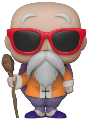 Funko Pop! Animation Master Roshi