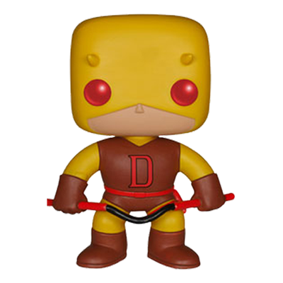 Funko Pop! Marvel Daredevil (Yellow)