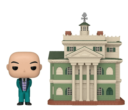 Funko Pop! Town Haunted Mansion with Butler