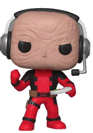 Funko Pop! Marvel Deadpool (Gamer) (Chase)