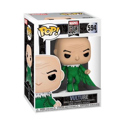 Funko Pop! Marvel Vulture Stock Thumb