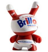 Kid Robot Blind Boxes Andy Warhol Series 1 White Brillo