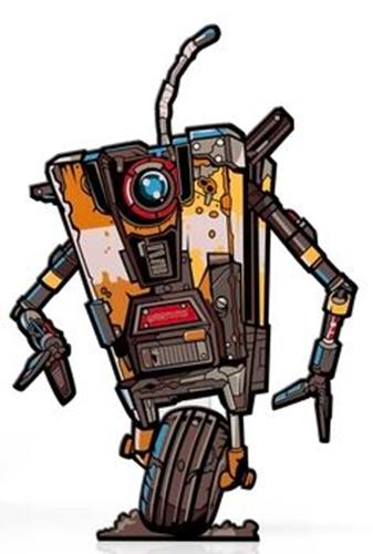 FiGPin Borderlands 3 Claptrap