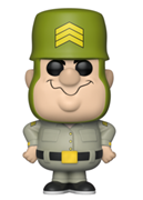 Funko Pop! Animation Sergeant Blast