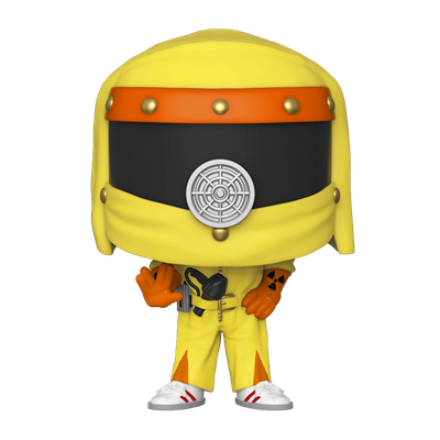 Funko Pop! Movies Marty McFly (Haz Mat) Icon