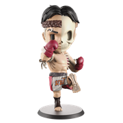 Mighty Jaxx Mighty Jaxx Muay Thai Fighter (Red Corner)