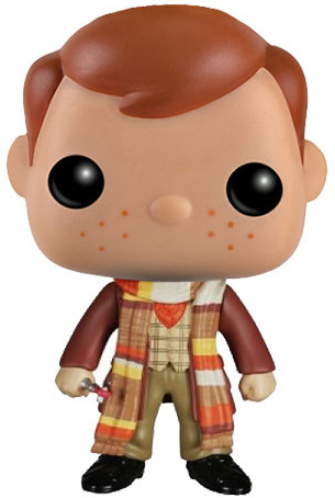 Funko Pop! Freddy Funko Fourth Doctor