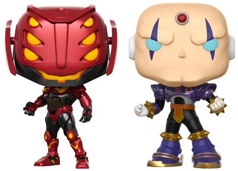 Funko Pop! Games Ultron v. Sigma (V2) Icon