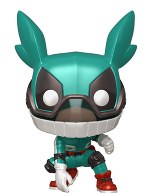 Funko Pop! Animation Izuku Midoriya (Metallic)