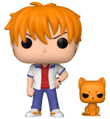 Funko Pop! Animation Kyo with Cat