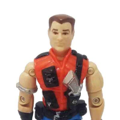 GI Joe 1987 Mercer (SGT Slaughter's Renegades)