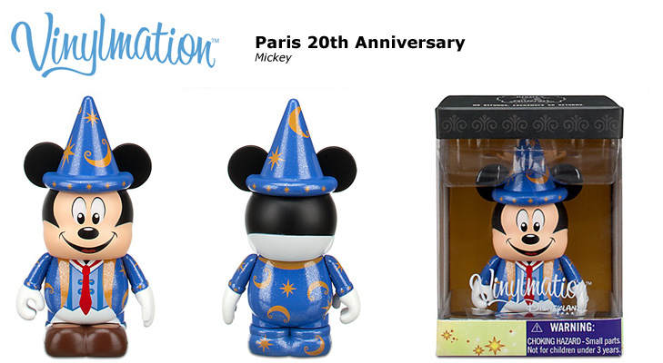 Vinylmation Open And Misc Exclusives Mickey