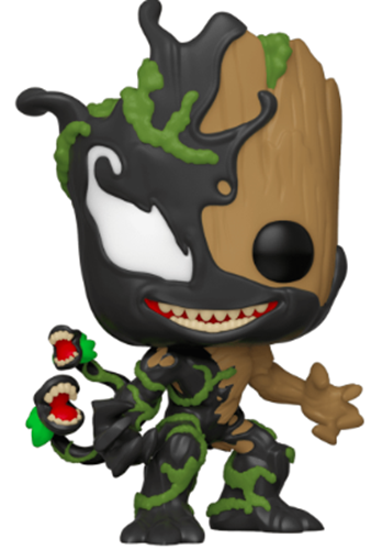 Funko Pop! Marvel Venomized Groot