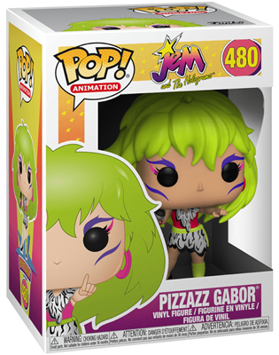 Funko Pop! Animation Pizzazz Gabor Stock
