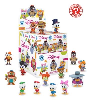 Mystery Minis Disney Afternoon Shere Khan (TaleSpin)