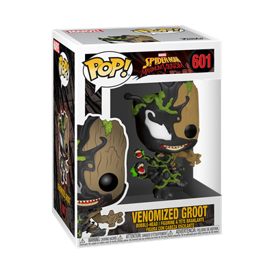 Funko Pop! Marvel Venomized Groot Stock