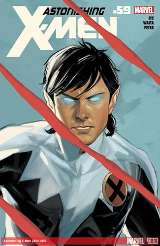 Marvel Comics Astonishing X-Men (2004 - 2013) Astonishing X-Men (2004) #59