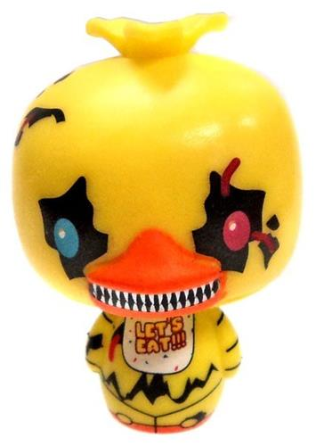 Pint Sized Heroes Five Nights at Freddy's Nightmare Chica