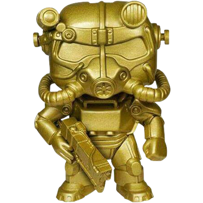 Funko Pop! Games Power Armor (Gold)