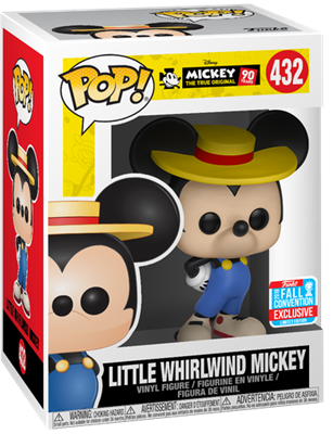 Funko Pop! Disney Mickey Mouse (Little Whirlwind)