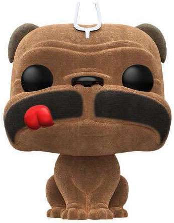 Funko Pop! Marvel Lockjaw (Flocked)