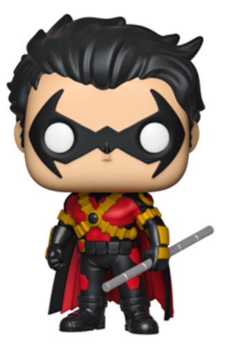 Funko Pop! Heroes Red Wing Robin Icon