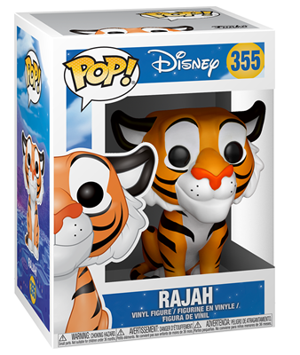 Funko Pop! Disney Rajah Stock