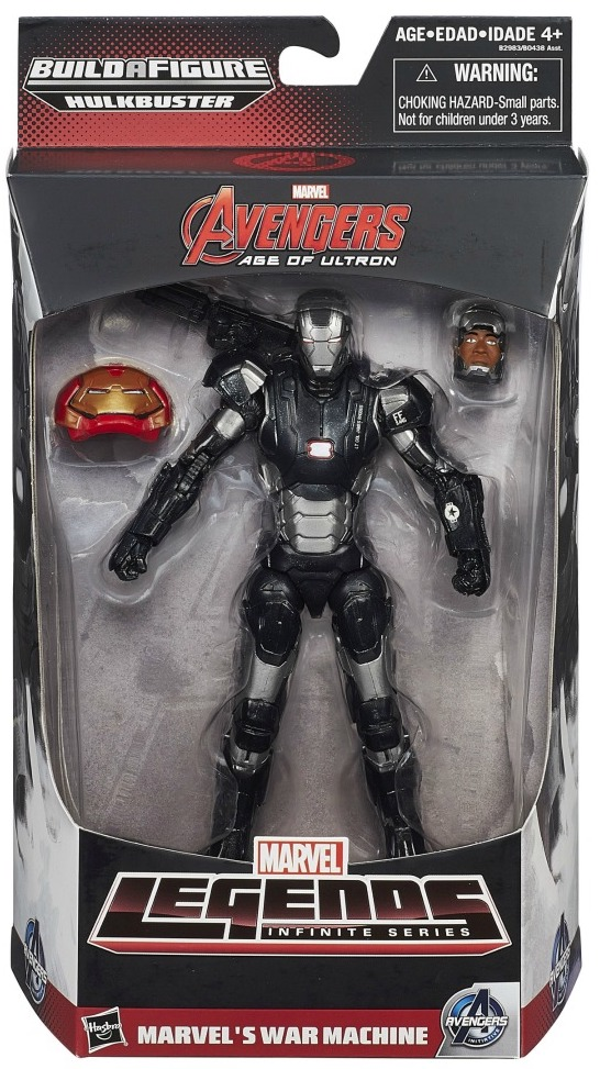 Marvel Legends Hulkbuster (Infinite Series) War Machine