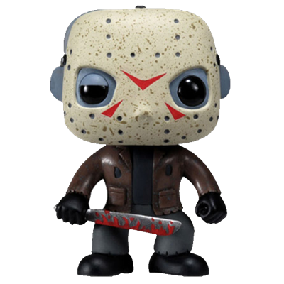 Funko Pop! Movies Jason Voorhees Icon
