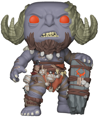 Funko Pop! Games Fire Troll