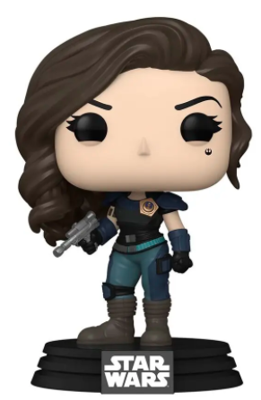 Funko Pop! Star Wars Cara Dune