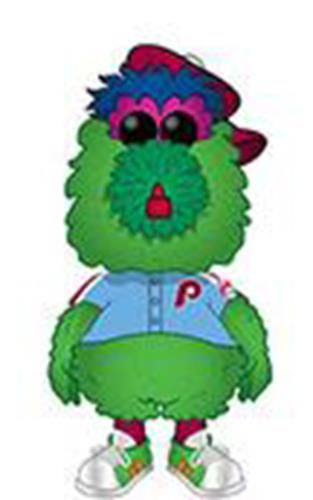 Funko Pop! MLB Philadelphia Phillies Mascot Phillie Phanatic