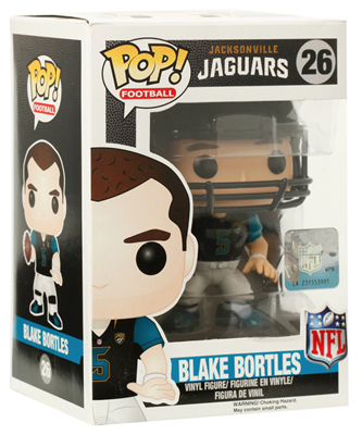 Funko Pop! Football Blake Bortles Stock