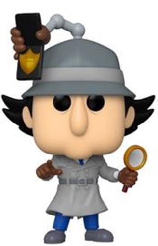 Funko Pop! Animation Inspector Gadget (Chase) Icon