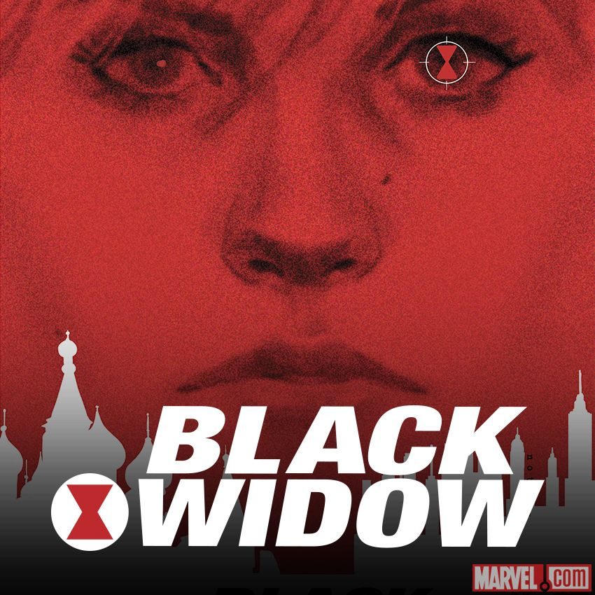 Marvel Comics Black Widow (2014 - Present)
