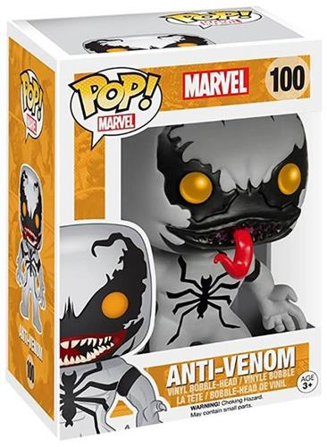 Funko Pop! Marvel Anti-Venom Stock