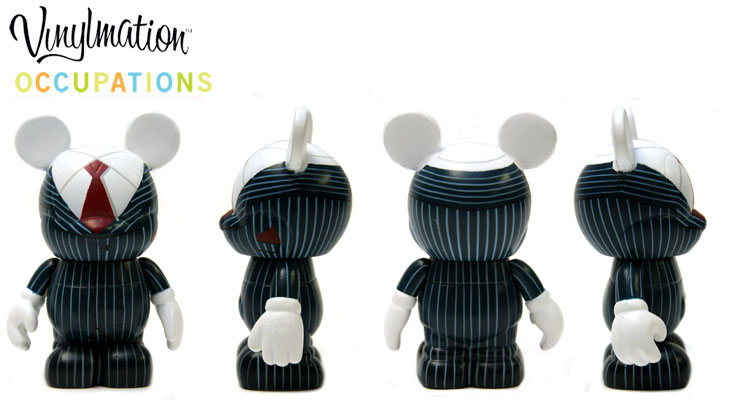 Vinylmation Open And Misc Occupations Business Man