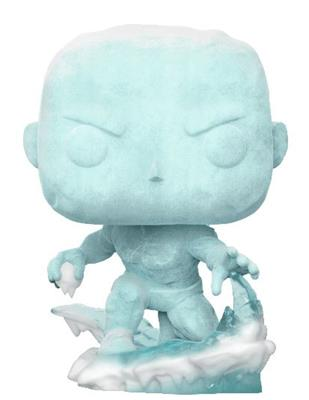 Funko Pop! Marvel Iceman (Flocked)