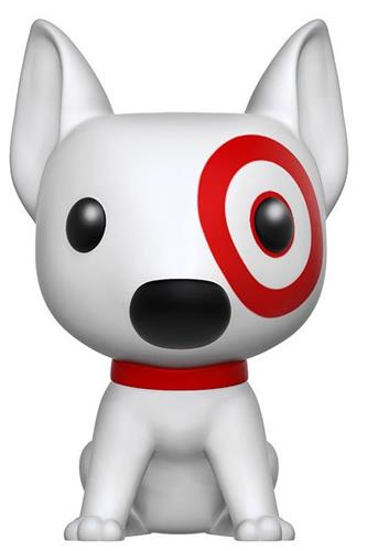 Funko Pop! Ad Icons Bullseye