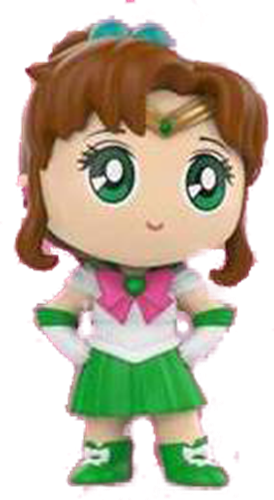 Mystery Minis Sailor Moon Sailor Jupiter (Posed)