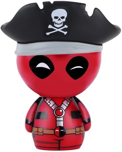 Dorbz Marvel Deadpool (Pirate)