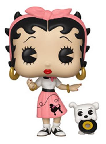 Funko Pop! Animation Sock Hop - Betty Boop & Pudgy