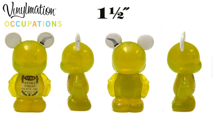 Vinylmation Open And Misc Occupations Jr. Olive Oil