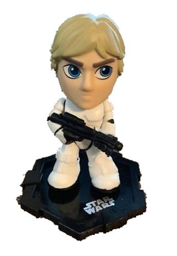 Mystery Minis Star Wars Luke Skywalker Stormtrooper (Gamestop)