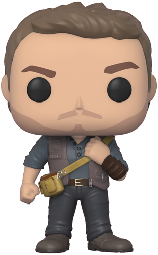 Funko Pop! Movies Owen Grady